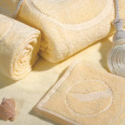 Hôtel accueil personnalisé en pur coton plancher de la main de luxe face à des serviettes de bain Serviette de plage définie