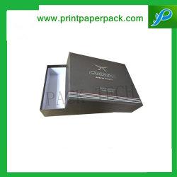 Luxury Pappe Geschenk-Dessous Box Kollektion mit Farbdruck
