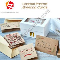 Creative Hollow carve message Card DIY Creative biglietti d'auguri Cartoline Inviti a matrimoni, biglietti di invito per il party di Capodanno