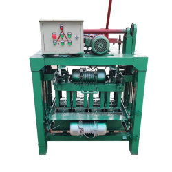 Automatic Concrete Cement Clay Fly Ash Sand Hollow Paving Stone 기계 건설 기계 터널 Kiln in. 벽돌 및 블록 제작 주식
