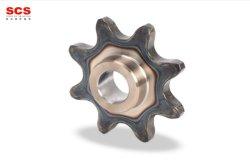 Black Oxide Carbon Steel Roller Chain-aandrijfkettingwiel