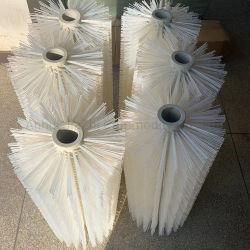 Rouleau de dépoussiérage brosse cylindrique nettoyant pour le nettoyage industriel de la Chine
