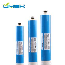 좋은 가격 인기 판매 모델 Vontron CSM Filmtec Dow LG 50 75 100 GPD Water Pruifier 필터 카트리지 엘리먼트 뒤바짐 삼투 RO 멤브레인