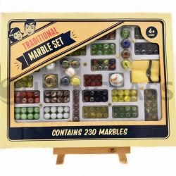 Marmo di vetro, Giocattoli per bambini, palla di vetro, sfere per giocattoli, Calcio, Basket