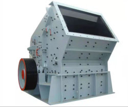 آلة كاتم مطرقة ذات تأثير رخيص PF، ساحق صغير حجري مع محرك مقاومة شد، مجسم الحجر الطبيعي المسحقة