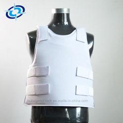 Excelente qualidade ocultável VIP Bulletproof Vest Soft Corpo Ballistic Armor