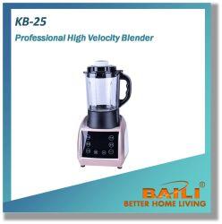 Profesional de Baili Batidora con panel táctil de alta velocidad (KB-25)