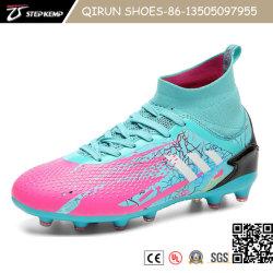 Zapatos de fútbol de césped Mens Fútbol Botas de tacos TF botas de fútbol para la formación de jóvenes Sneakers Ex-21f7040A