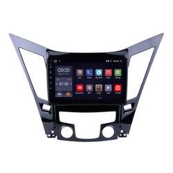 9 дюймов для Android Hyundai Соната 8 Соната Yf 2010 2011 2012 2013 2014 2015 HD автомобильной аудиосистемы с блоком навигации GPS мультимедийным проигрывателем нет 2 DIN
