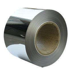 Bobina dell'acciaio inossidabile, 1250mm x 0.5mm, bobina del PVC del Ba 430