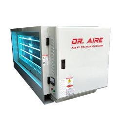 Д-р Aire коммерческих кухня Auto-Cleaning электростатического разряда Precipitator Esp