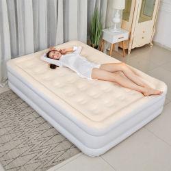Быстрый накачке королевский размер надувной воздушный матрас спальные Floding кровати воздуха