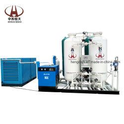 Haut de la qualité usine d'oxygène psa Runing stable avec de beaux prix pour la génération de haute qualité O2 60 cylindres en Amérique du Sud