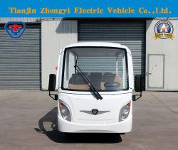 Оптовая торговля Zycar 8 пассажиров автомобильного аккумулятора на базе классического Shuttle на полдня электрический мини-Car для курорта
