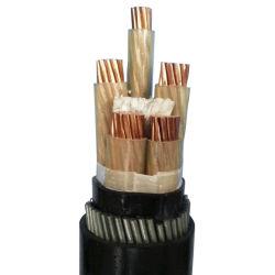 Custom 4 Core подземных электрический кабель бронированный кабель питания
