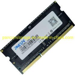 Equipo de alta velocidad de memoria RAM DDR3L 4GB 8GB 1333MHz y 1600MHz SODIMM de módulo de memoria