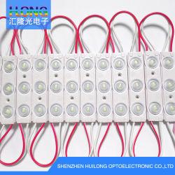 un modulo impermeabile da 75 lumen LED di 65*15mm con l'obiettivo per i caratteri luminosi di plastica/che fanno pubblicità canta il certificato di CE& Rosh