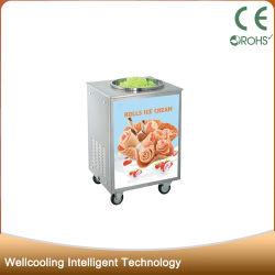 Salteado de rollo de helados de máquina de pan Malasia Cold Stone tabla solo Pan