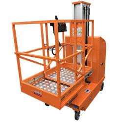 Opheffend Platform Twee het PostPlatform van het Werk van de Apparatuur van de Reparatie van de Garage Lucht voor de Platforms van het Werk van de Verkoop voor de Elektrische Hefboom van de Verkoop
