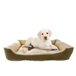 Lavable amovible respirante Premium Pet canapé étanche résistant orthopédique chat chien lit de mousse de mémoire