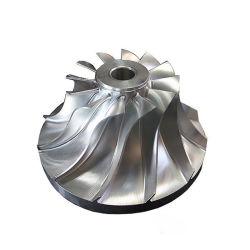 OEM Investering/Verloren Was/VacuümAfgietsel van Drijvende kracht de Op hoge temperatuur van het Staal van de Legering voor de Montage van de Vliegtuigmotor