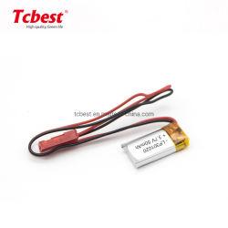 Mini301020 3.7V 50mAh Lipo Batterie der Lithium-Plastik-Batterie-intelligenten Uhr-für Kopfhörer/Selfie Stock