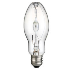 مصباح خالي معدني لثبات الألوان جيد (70 واط، 100 واط، 150 واط، 250 واط، 400 واط)