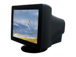 15inch de beste CRT Monitor en de Vertoning van de Dekking van de Kwaliteit Zwarte