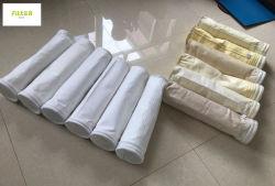 PPS, PTFE, P84, Nomex Polyester Filter Sokken Filterzakken met PTFE voor industriële zak Filter