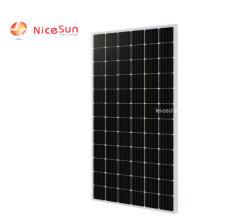 Panneau solaire 370W monocristallin, 375W, 380W, 385W, 390W, 395W, 400W avec 100 % un grade de cellules solaires (OEM acceptés)