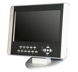 """4CH MJPEG combo DVR avec moniteur LCD 10,2"""" (32834)"""