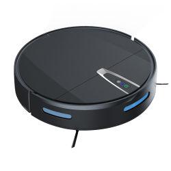 Seco y húmedo automática inteligente Aspirador Robot de limpieza mopa con Control de la App.