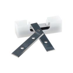 장방형 보충 절단기 Indexable 탄화물은 칼을 삽입한다