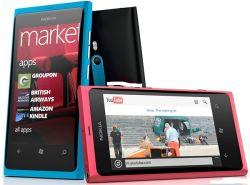 L'original pour Nokie Lumia 800 téléphone mobile intelligent