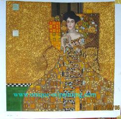 Huile sur toile, Klimt Huile sur toile, peinture huile sur toile