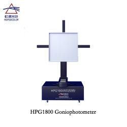 مقياس شدة الضوء Hpg1800 لاختبار زاوية شعاع ضوء LED