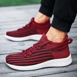 أزياء جديدة أزياء أحذية رياضية الرجال أحذية بالجملة الأحذية المحبوك