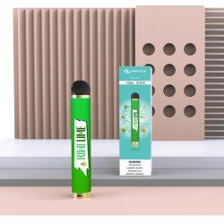 1000 bocanadas de aire ajustable vaporizador desechables Vape Pen E cigarrillos