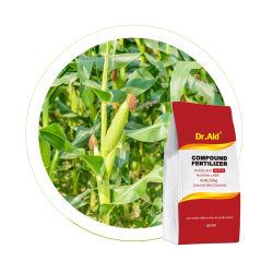 Il Dott. Aid NPK 20 granulatore 50kg dell'alta torretta 8 12 insacca il fertilizzante del residuo NPK di affari del fertilizzante per frumento