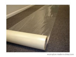 Film de polietileno gruesa película de protección de alfombras