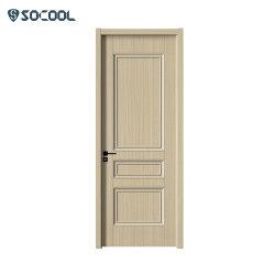 تصميم الباب الخشبي الداخلي في قلب الخزانة