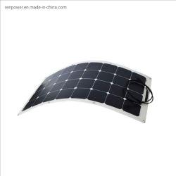 80 واط، 110 واط، 135 واط، 150 واط، خارج الشبكة، لوحة شمسية مرنة أحادية البلورات