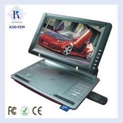 Портативный DVD плеер 9.2inch (KSD-9299)