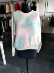 La moda casual de la mujer y niños tejer prendas de vestir, de todo tipo de suéteres