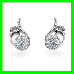 2012年のダイヤモンドのスタッドのイヤリング