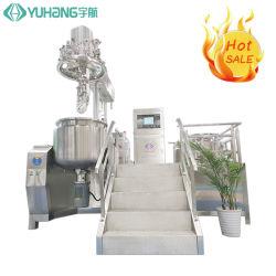 Het vacuüm Elektrische Verwarmen/Stoom die 316L de Automatische Vacuüm Emulgerende Mixer van de Homogenisator SUS voor het Kosmetische Detergens van de Zeep van de Room van de Lotion Chemische Vloeibare verwarmen