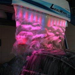 Leisuwash360 Mini station de lavage automatique de la machine de lavage de voiture Robot Inteljet Agent Agent de fabricant de la Russie Zone distributeur