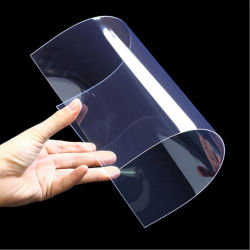 PVC-plaat met coating en vlamvertragend PVC-blad