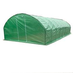실내 정원 Mini Plastic Cover Greenhouse 4X8X2m Hydroponic Greenhouse