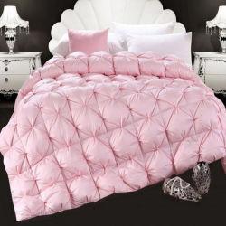 L'oca giù imbottisce per il Comforter dell'assestamento della tela di base dell'hotel (DPF1075)